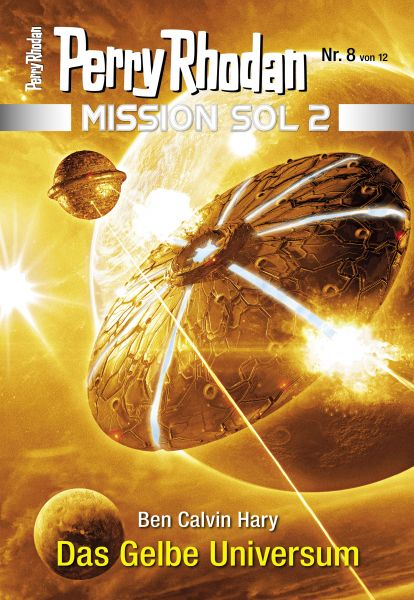 Mission SOL 2020 / 8
