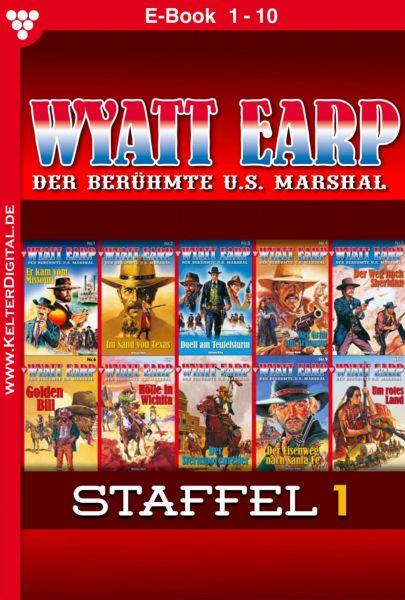 Wyatt Earp Staffel 1 – Western