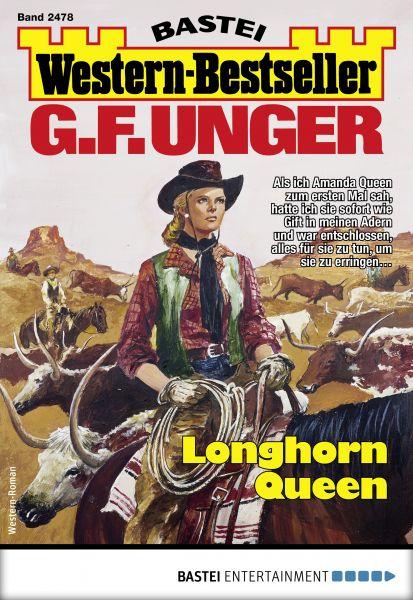 G. F. Unger Western-Bestseller 2478 - Western