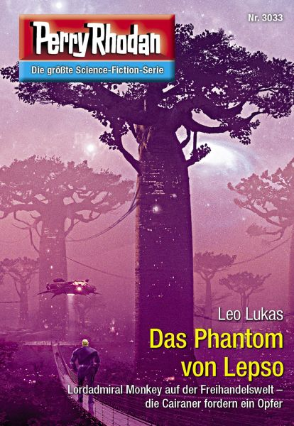 Perry Rhodan 3033: Das Phantom von Lepso