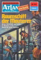 Atlan 218: Raumschiff der Meuterer (Heftroman)