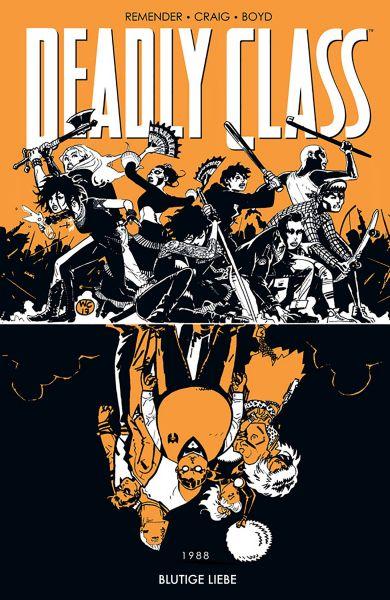 Deadly Class 7: Blutige Liebe
