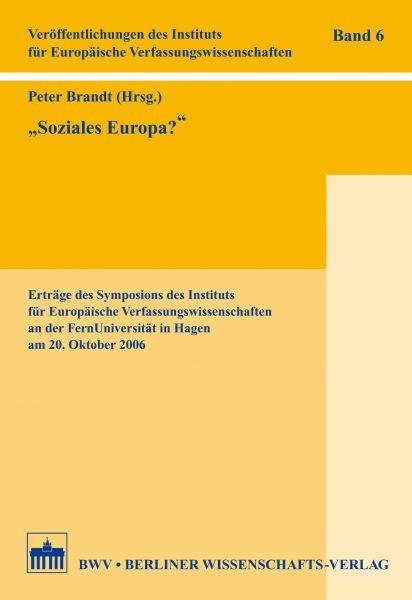'Soziales Europa?'