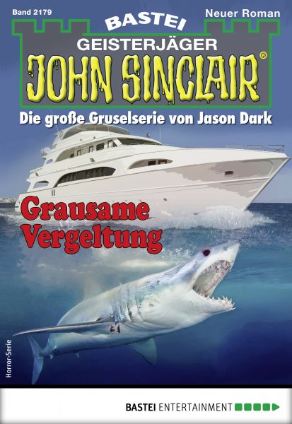 John Sinclair 2179 - Horror-Serie