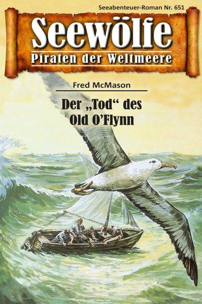 Seewölfe - Piraten der Weltmeere 651