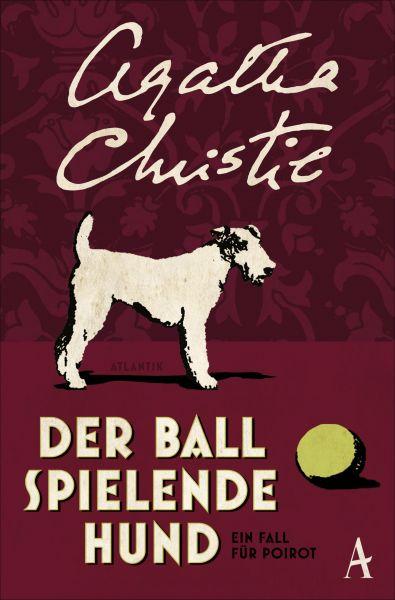 Der Ball spielende Hund