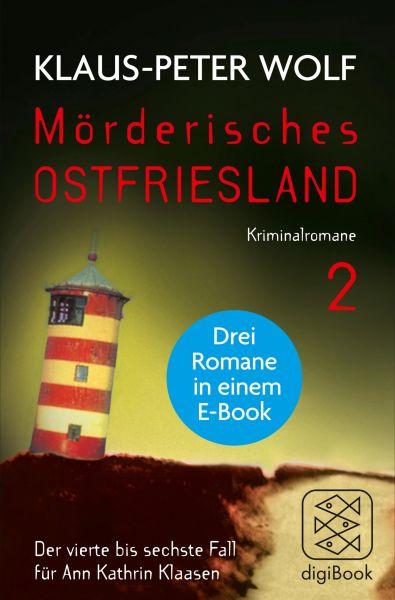 Mörderisches Ostfriesland II (Bd. 4-6)