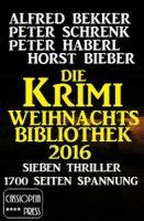 Die Krimi Weihnachts-Biblothek 2016