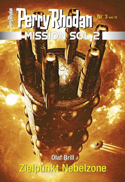 Mission SOL 2020 / 3: Zielpunkt Nebelzone