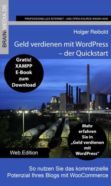 Geld verdienen mit WordPress - Quickstart