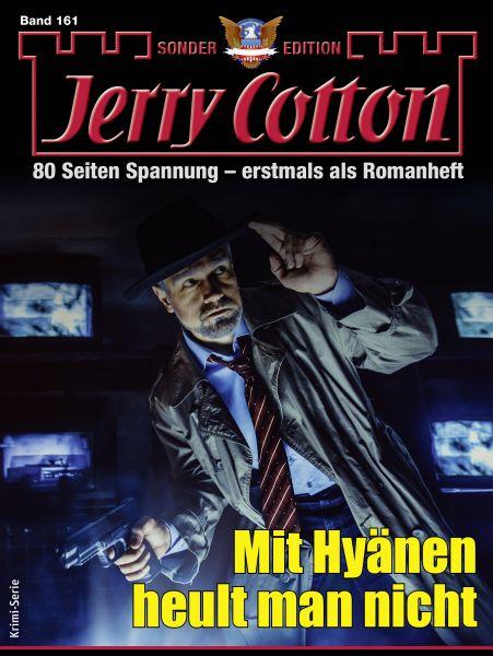 Jerry Cotton Sonder-Edition 161