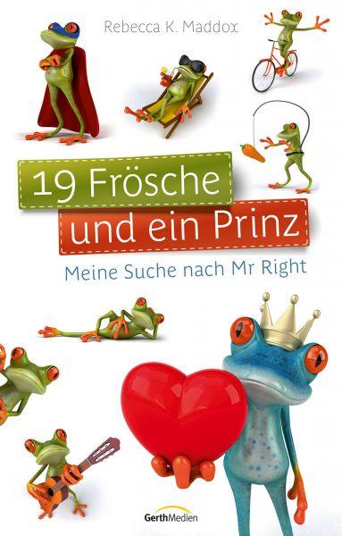 19 Frösche und ein Prinz