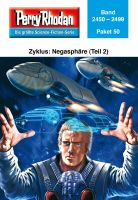 Perry Rhodan-Paket 50: Negasphäre (Teil 2)