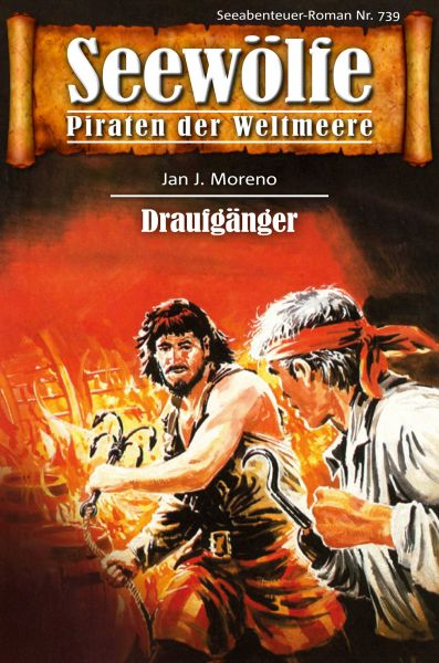 Seewölfe - Piraten der Weltmeere 739