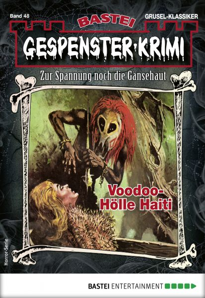 Gespenster-Krimi 48 - Horror-Serie