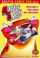 Monster Allergy - Episode 1: Das Haus der Monster (GCT 2013)