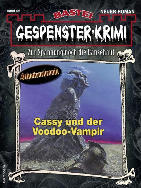 Gespenster-Krimi 62 - Horror-Serie