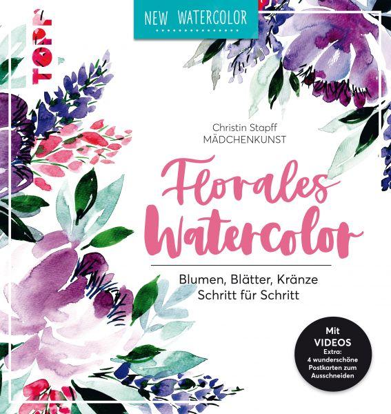 Florales Watercolor