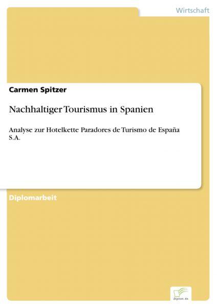 Nachhaltiger Tourismus in Spanien