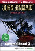 John Sinclair Sonder-Edition Sammelband 3 - Horror-Serie
