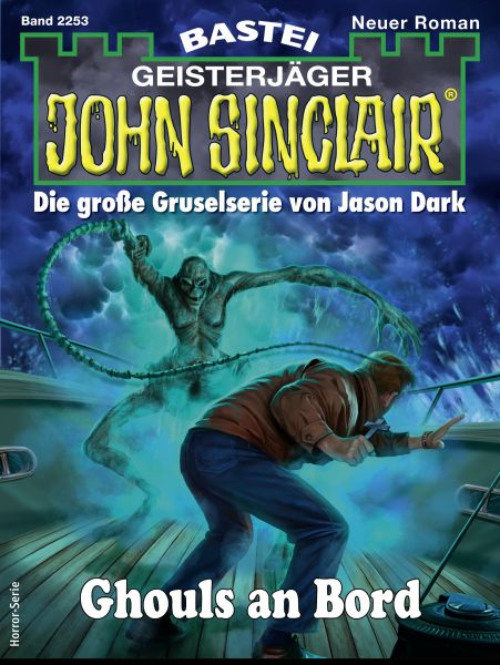 John Sinclair 2253