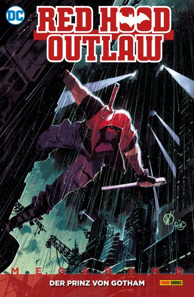 Red Hood - Outlaw Megaband 1