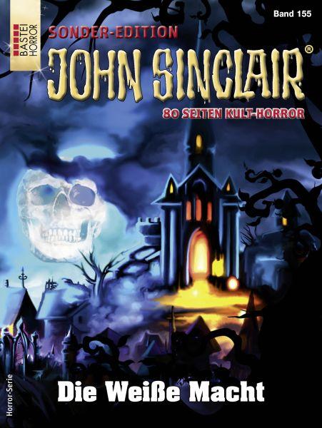 John Sinclair Sonder-Edition 155 - Horror-Serie