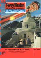 Perry Rhodan 465: Steckbrief für die MARCO POLO (Heftroman)