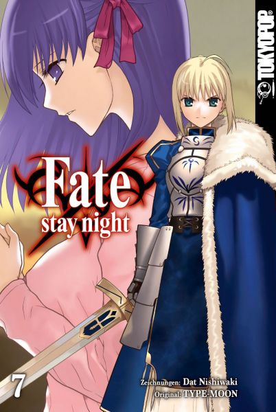 Fate/stay night - Einzelband 07