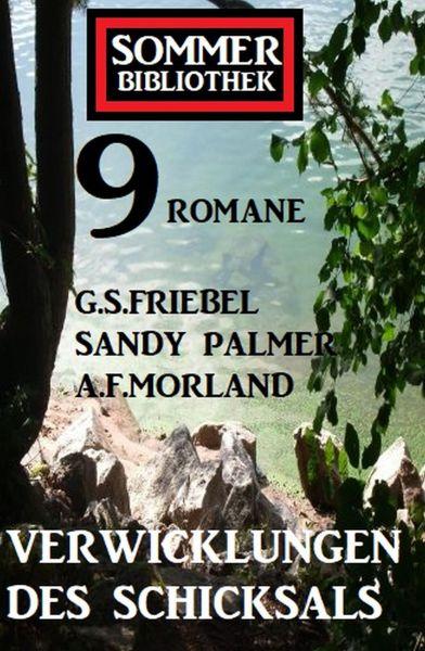 Verwicklungen des Schicksals: Sommer Bibliothek 9 Romane