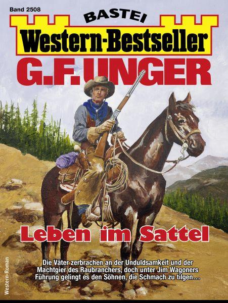 G. F. Unger Western-Bestseller 2508 - Western