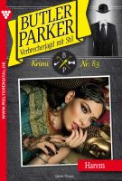 Butler Parker 83 - Kriminalroman