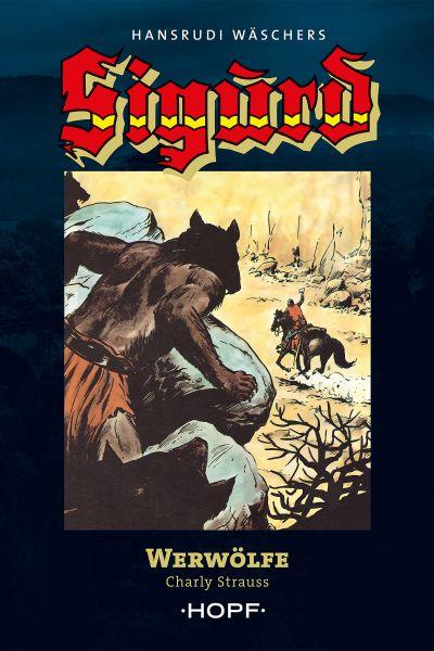 Sigurd Großband 3: Werwölfe