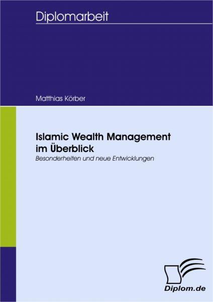 Islamic Wealth Management im Überblick