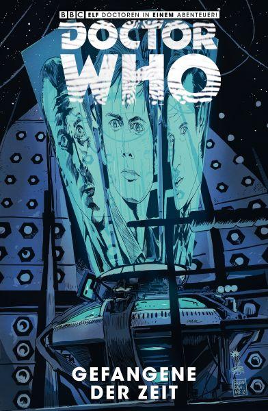 Doctor Who - Gefangene der Zeit, Band 2