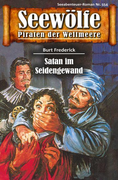 Seewölfe - Piraten der Weltmeere 554