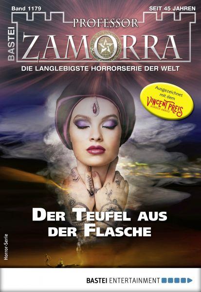 Professor Zamorra 1179 - Horror-Serie