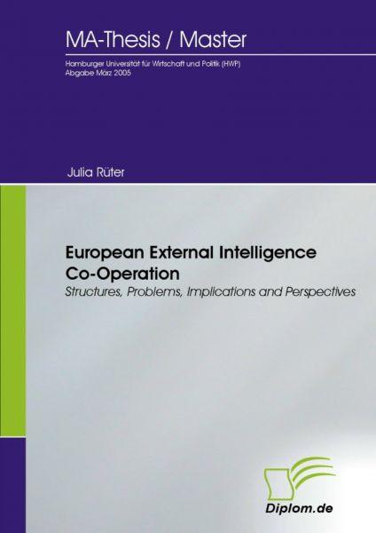European External Intelligence Co-Operation