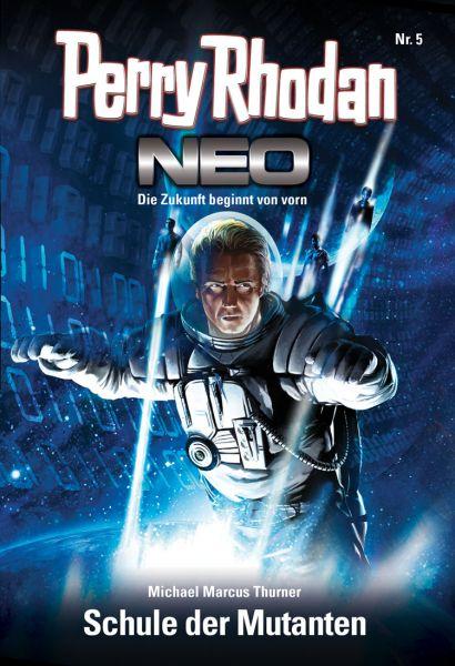 Perry Rhodan Neo Paket 1 Beam Einzelbände: Vision Terrania