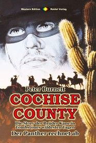 COCHISE COUNTY Western 18: Der Panther rechnet ab