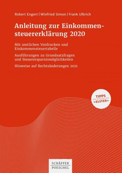 Anleitung zur Einkommensteuererklärung 2020