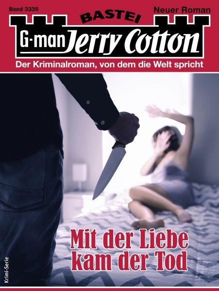Jerry Cotton 3339 - Krimi-Serie