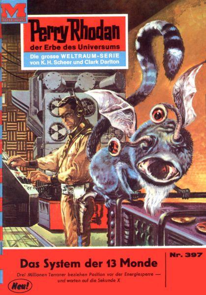 Perry Rhodan 397: Das System der 13 Monde
