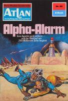 Atlan 65: Alpha-Alarm (Heftroman)
