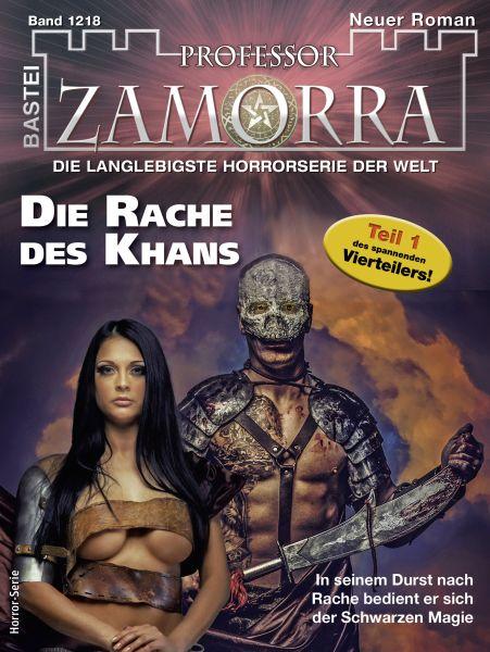 Professor Zamorra 1218 - Horror-Serie