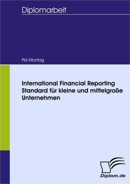 International Financial Reporting Standard für kleine und mittelgroße Unternehmen