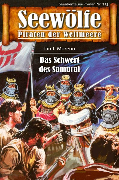 Seewölfe - Piraten der Weltmeere 723