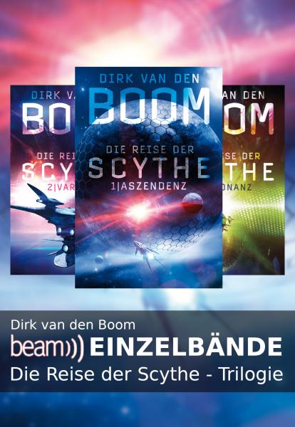 Die Reise der Scythe - Dirk van den Boom