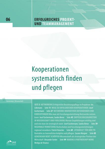 Erfolgreiches Projekt- und Teammanagement - Heft 6