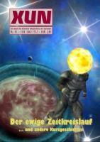 XUN - fantastische Geschichten -  Magazinausgabe 01